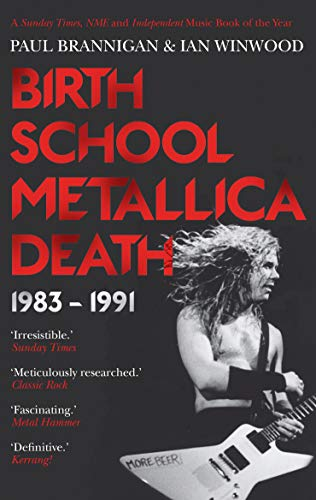 9780571294152: Birth School Metallica Death: 1983-1991