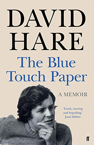 9780571294336: The Blue Touch Paper: A Memoir