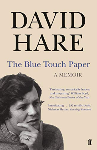 9780571294343: The Blue Touch Paper