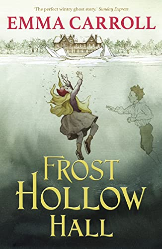 9780571295449: Frost Hollow Hall