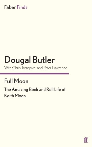 9780571295845: Full Moon: The Amazing Rock and Roll Life of Keith Moon