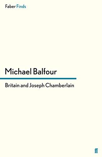 9780571296255: Britain and Joseph Chamberlain