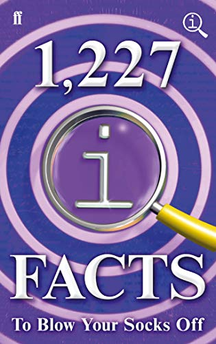 9780571297917: 1,227 Qi Facts to Blow Your Socks off