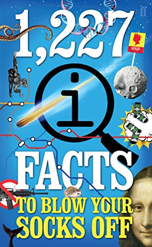 1,227 Qi Facts to Blow Your Socks Off (Paperback): John Lloyd