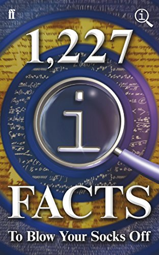 9780571297948: 1,227 Qi Facts to Blow Your Socks off
