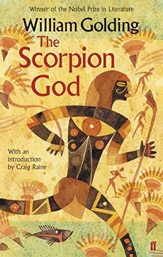 9780571298495: The Scorpion God: Three Short Novels