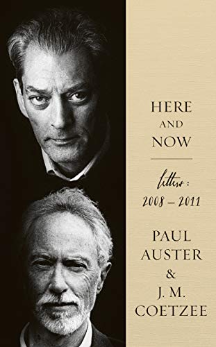 9780571299263: Here and Now: Letters 2008-2011