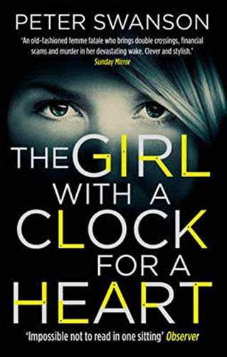 9780571301904: The Girl with a Clock for a Heart