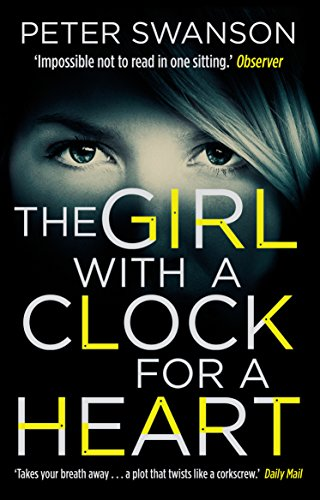 9780571301911: The Girl with a Clock for a Heart