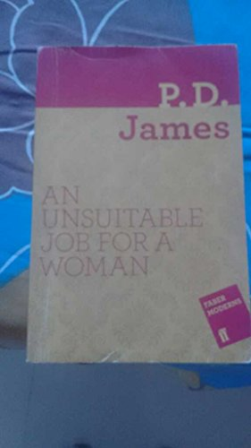 9780571302086: An Unsuitable Job for a Woman