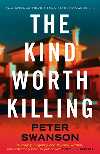 9780571302192: The Kind Worth Killing