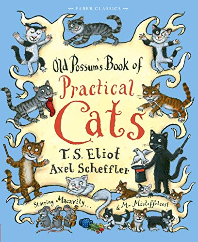 9780571302284: Old Possum's Book of Practical Cats (Faber Children's Classics)