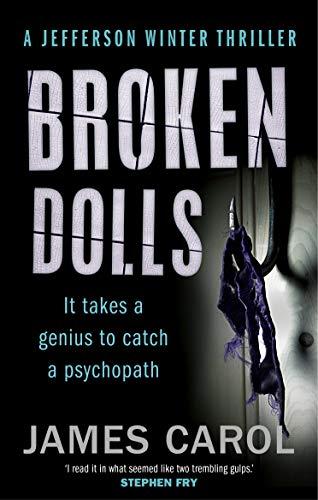 9780571302734: Broken Dolls (Jefferson Winter)
