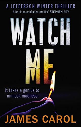 9780571302765: Watch Me (Jefferson Winter)