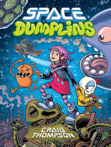9780571303083: Space Dumplins