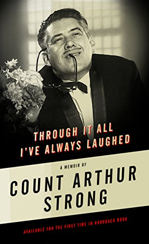 9780571303434: Through it All I've Always Laughed: Memoirs of Count Arthur Strong