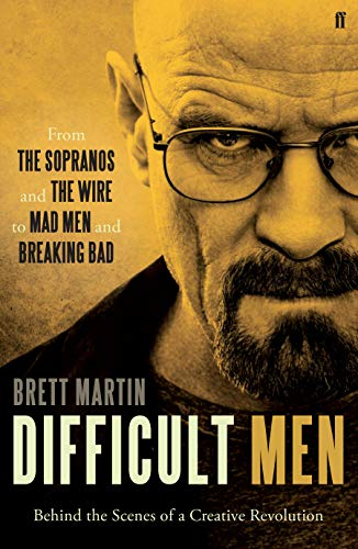 9780571303809: Difficult Men: From the Sopranos and the Wire to Mad Men and Breaking Bad