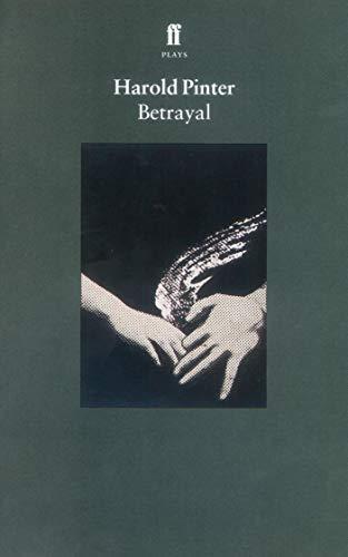 9780571305483: Betrayal