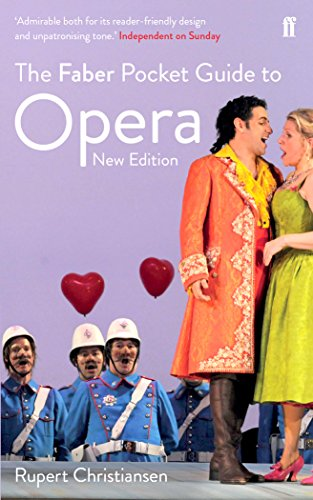9780571306824: The Faber Pocket Guide to Opera (Faber Pocket Guides)