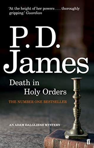 9780571307326: Death in Holy Orders
