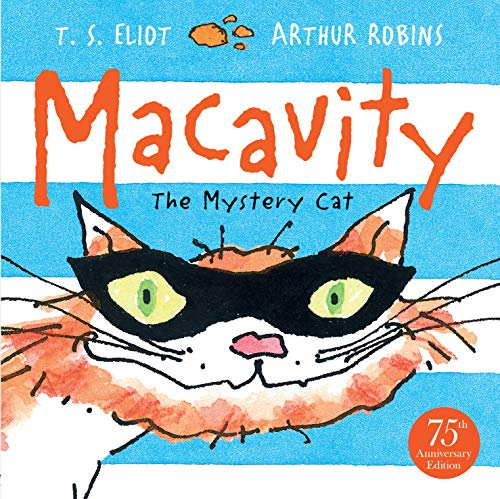 9780571308132: Macavity: The Mystery Cat (Old Possum Picture Books)