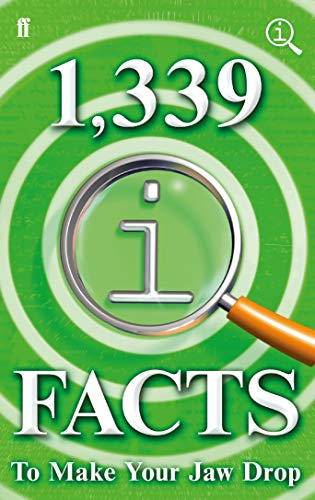 9780571308941: 1,339 QI Facts To Make Your Jaw Drop