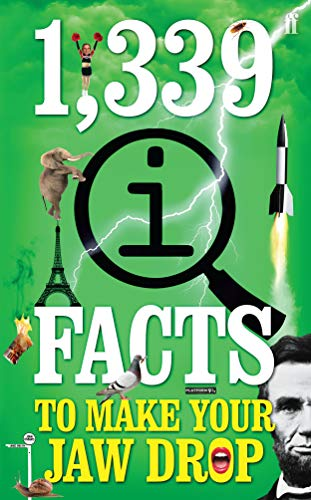9780571308958: 1,339 Qi Facts to Make Your Jaw Drop