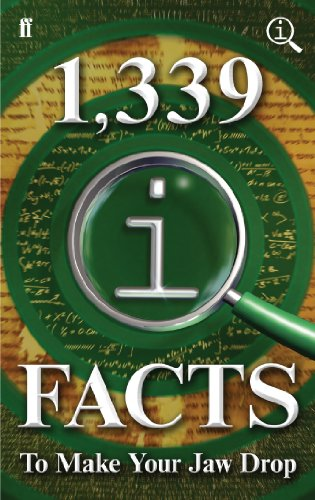9780571308972: 1,339 QI Facts To Make Your Jaw Drop (Quite Interesting)