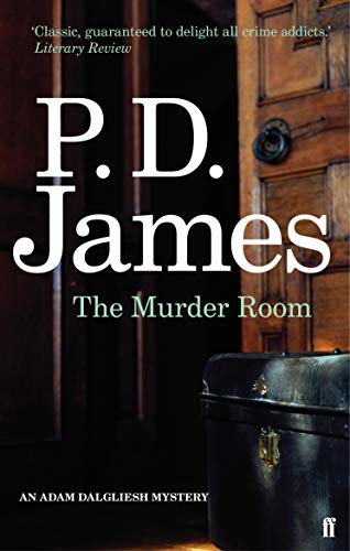 9780571309603: The Murder Room (Inspector Adam Dalgliesh Mystery)