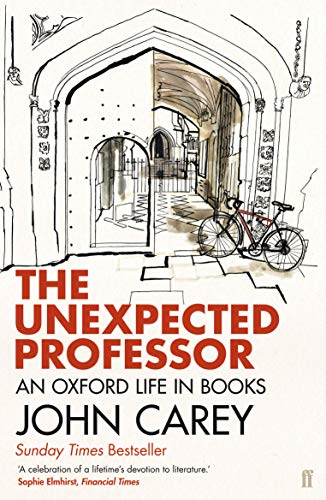 9780571310937: The Unexpected Professor: An Oxford Life in Books