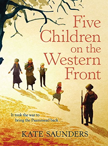 9780571310951: Five Children on the Western Front