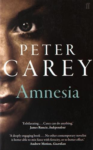 9780571311217: Amnesia