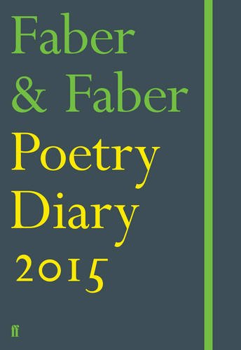 9780571311583: Faber & Faber Poetry Diary 2015 (Green)