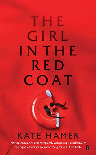 THE GIRL IN THE RED COAT - SIGNED FIRST EDITION FIRST PRINTING