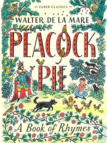 9780571313891: Peacock Pie: A Book of Rhymes