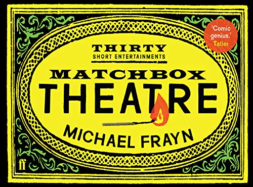 9780571313938: Matchbox Theatre