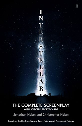 9780571314393: Interstellar: The Complete Screenplay With Selected Storyboards