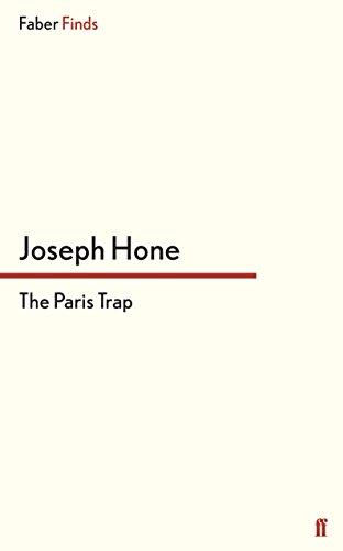 9780571314911: The Paris Trap