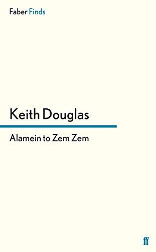 9780571315369: Alamein to Zem Zem (Faber Finds)