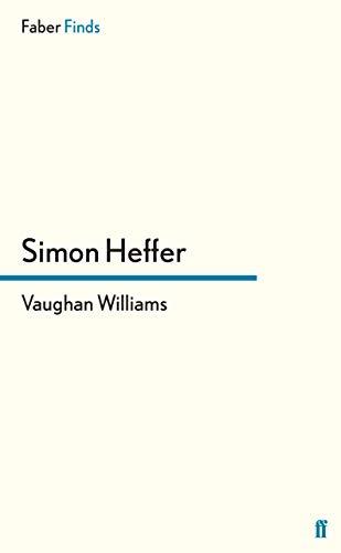 9780571315390: Vaughan Williams
