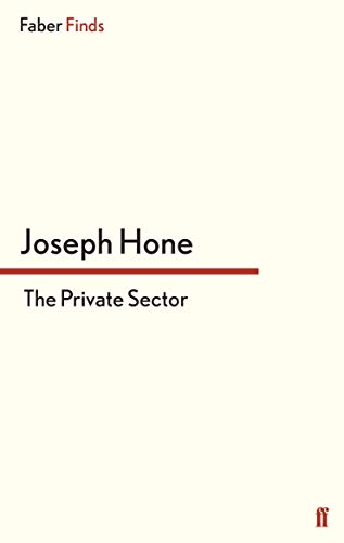 The Private Sector (A Peter Marlow spy: Hone, Joseph