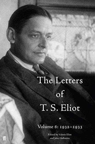 The Letters of T. S. Eliot. Vol.5: T. S. Eliot