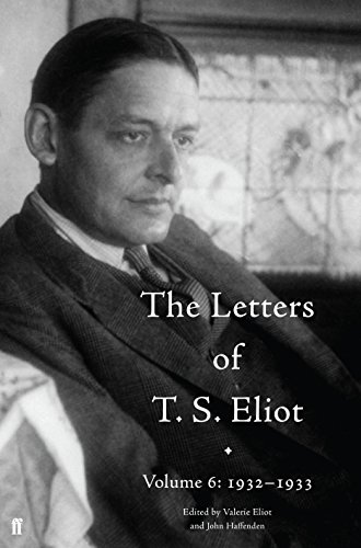 The Letters of T. S. Eliot. Vol.5: T. S. Eliot