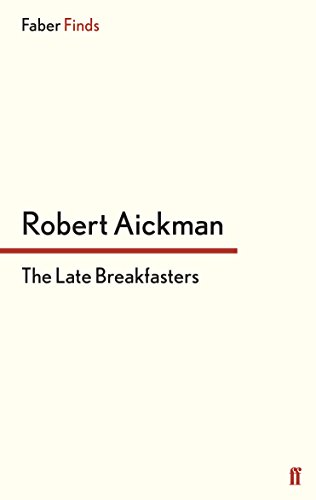 9780571316847: The Late Breakfasters (Faber Finds)