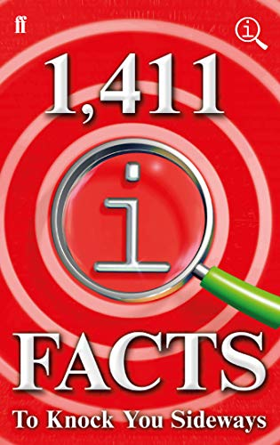 9780571317776: 1,411 QI Facts To Knock You Sideways