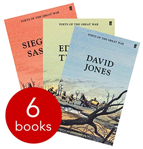 9780571320035: Faber War Poets Collection - 6 Books