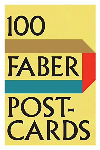 9780571320240: 100 Faber Postcards