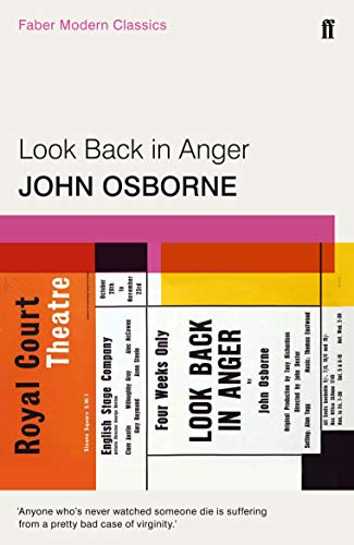 9780571322763: Look Back in Anger: Faber Modern Classics