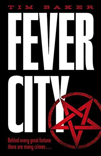 9780571323852: Fever City: A Thriller