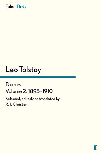 9780571324057: Tolstoy's Diaries Volume 2: 1895-1910 (Leo Tolstoy, Diaries and Letters)